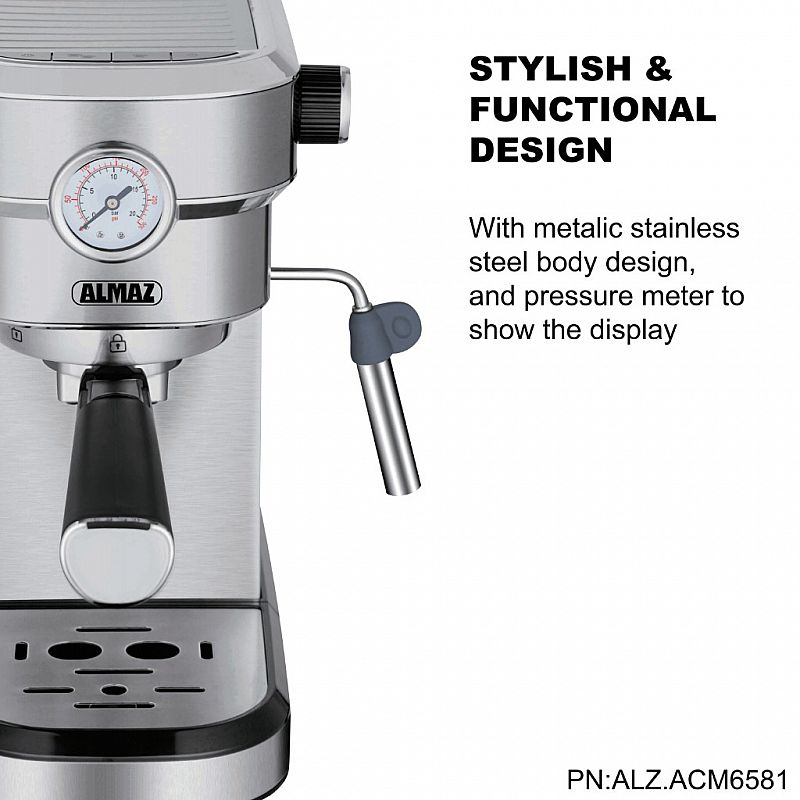 ALMAZ Coffee Maker ACM6851