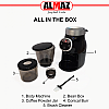 ALMAZ Coffee Grinder KG583 Conical Burr